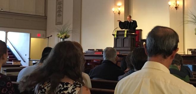 Rev. Kris Perkins-Park Street