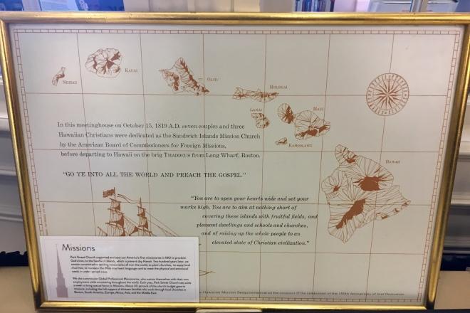 Sandwich Islands Mission