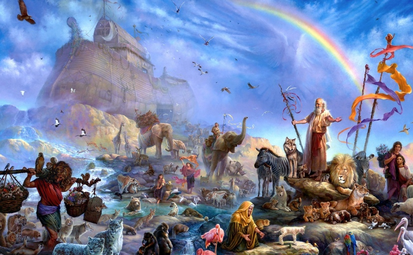 Incredible Faith – Noah